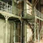 balustrada si scari, decoratiuni pentru teatru, decoruri scenografie