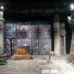 scena teatru cu decor