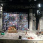decor teatru, nebuna din challiot