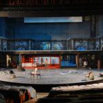sala de teatru, scena si gradene