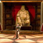 buddha gigant, butaforie, decor 3D, scenografie