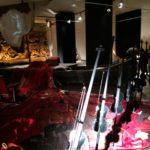 orchestra, elemente butaforie, decor opera