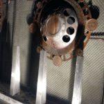 mecanism metalic, butaforie, decoratiuni 3D