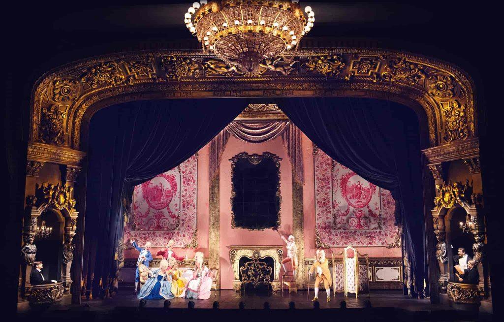 decor Fantoma de la Opera-Scenekvelder - FOLKETEATERET -OSLO 3