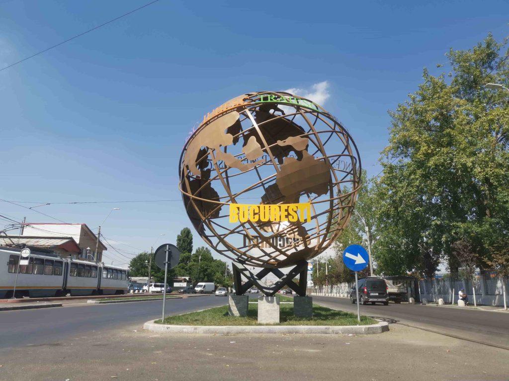 Glog pamantesc - municipiul Bucuresti
