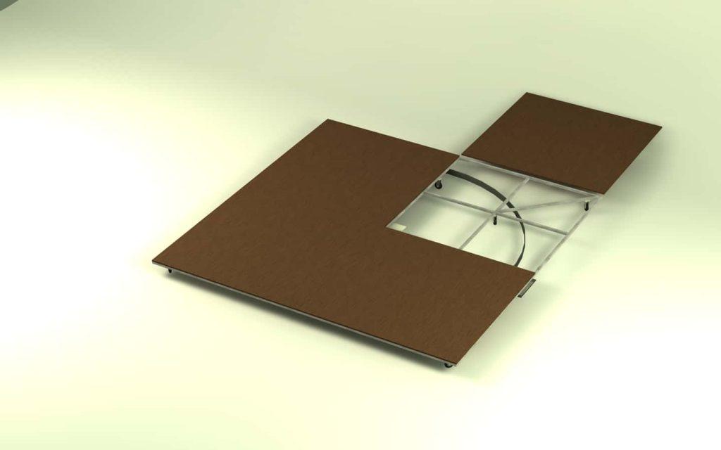 truss - Square scene project 4