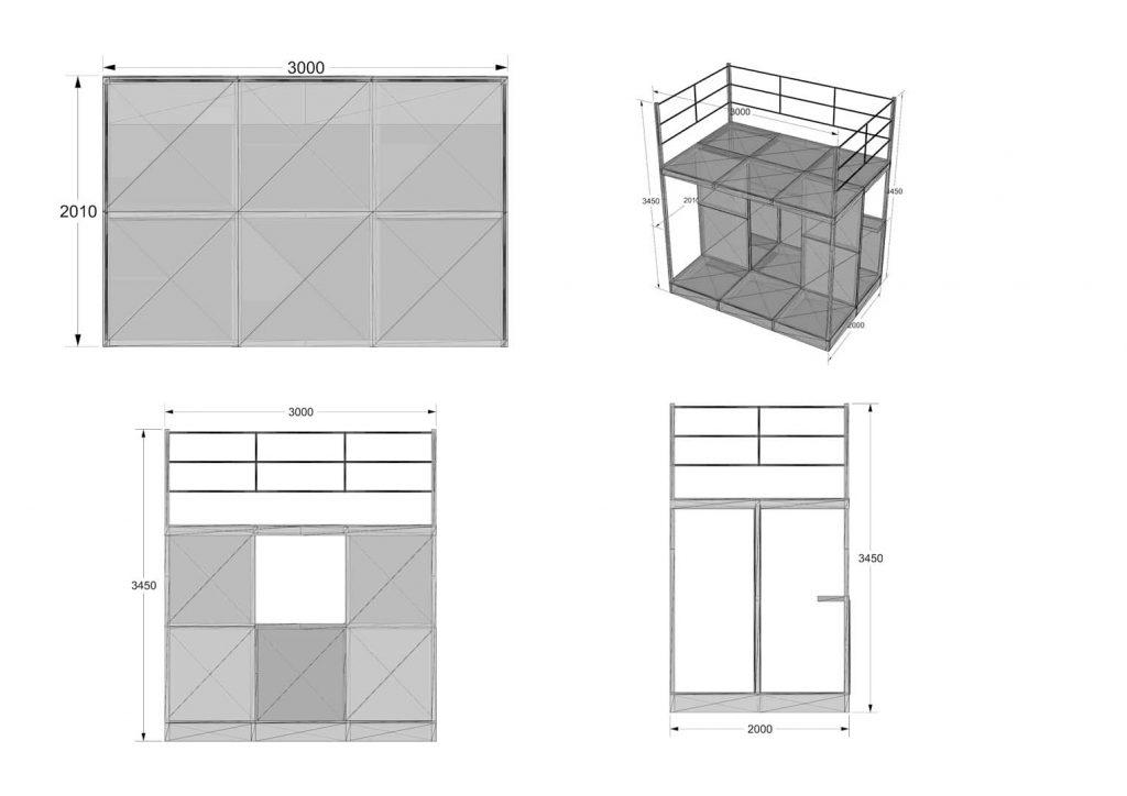 proiectare - schita